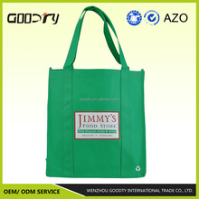 wholesale fabric garment grocery non woven reusable bag, custom tote bag cheap packaging, recyclable shopping