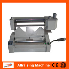 Manual A4 Book Glue Punching and Binding Machine