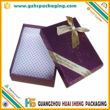 Profissional de impressão Offset de papel fabricante caixa de presente
