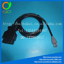 factory directly selling volume supply obd2 extension cable