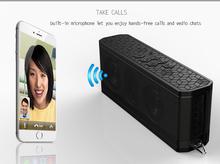 Thecoo bluetooth speaker 2015 ,waterproof 10w mini speaker ,vibration speaker with 2600mAh battery