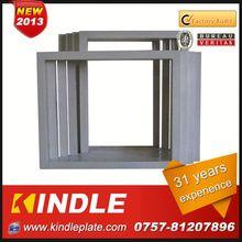 Oem profissional da janela de alumínio da porta frame com 32- ano de experiência