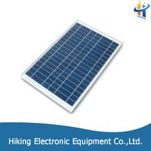 100% Original Material New poly 48v 150 watt solar panel