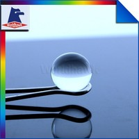 Optical BK7/H-K9l Glass Spherical Sphere Lens