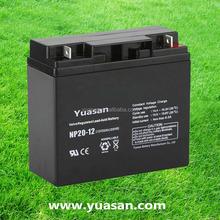 12V 20AH Good Quality Sealed AGM Battery UPS Lead Acid Battery -NP20-12