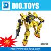 Educational toy building blocks TOYS Plastic figure Super robot bricks toys