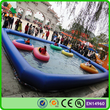 hot selling PVC inflatable adult swimming pool/ large inflatable pool/ large inflatable swimming pool