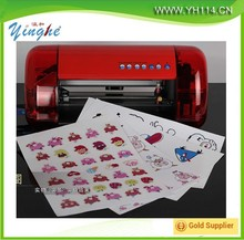 high quality China cut vinyl cutter / a3 plotter / a4 vinyl cutter