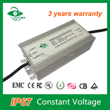 constant voltage 60w power supply waterproof 12Vdc 2500mA module 5050 led driver
