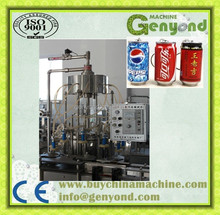 beverage cans/tins filling machine