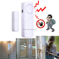 High quality Magnetic Sensor Wireless Home Window Door Entry Anti Thief Security Alarm System High Quality
