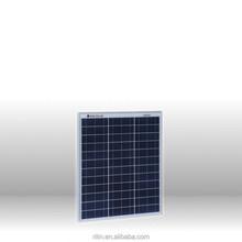 40W Poly Solar Panel 18V, poly crystalline, flexibile dimension is acceptable, Ningbo Ring Solar CO., LTD
