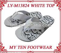 Fashion Design High Quality Man Slipper