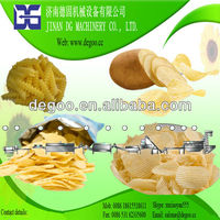 Fresh Potato French Fries Snacks Food Complete manufacturing Machines
