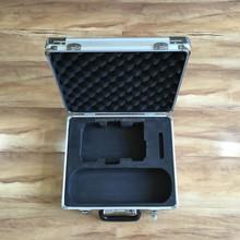 cut-out foam inserted aluminum alloy brief case/ tool box
