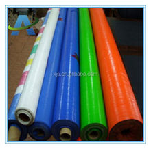 strong pvc tarpaulin inflatable single-lane water slide