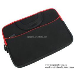 Customized Printing Neoprene Laptop Sleeve/Neoprene Computer Bag/Neoprene Tablet Cover