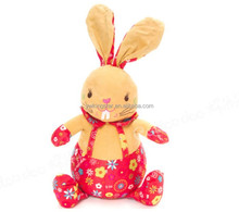 2015 Hot Sale cute plush rabbit, plush rabbit