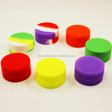 High quality butane hash oil silicone container small silicone bho container, silicone bho oil jar oil/ wax containers