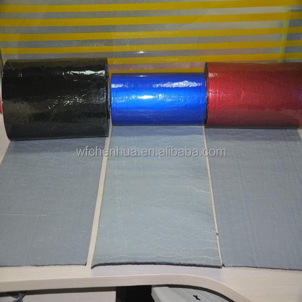 Self Sealing Membrane Roof : Self adhesive bituminous sealing tape bitumen