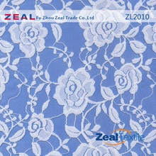 New nylon raschel lace fabric in stock