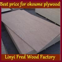 furniture grade okoume veneer plywood