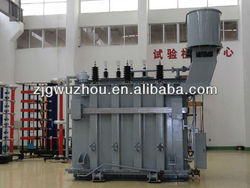 HTSSP-1200/6.3, Three windings, Forced oil circulation, Submerged Arc Furnace Transformer