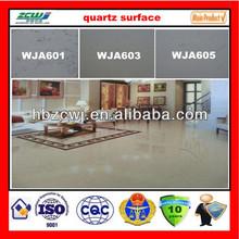 Artificial Quartz Stone Vanity Top/ Quartz Stone Countertop For Kitchen, Bathroom