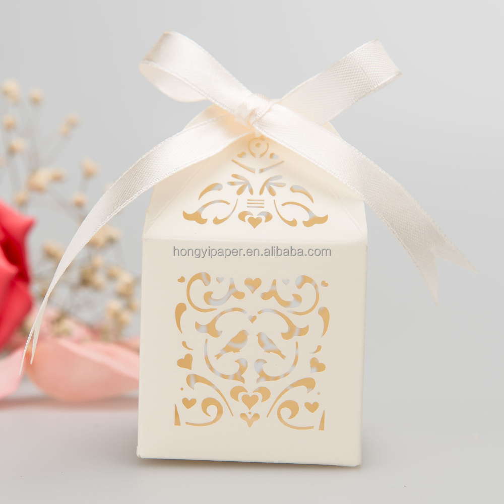 Alibaba China Dongguan Wholesale Wedding Favor Box Romantic Gift Box For Candy