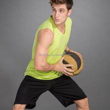 hot sale new design sleeveless costom basketball uniform and basketball wear with basketball uniform fabrics