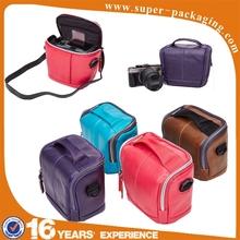 High quality newest handbag design hidden dslr leather camera bag for women travel camera