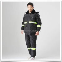 Waterproof winter work suit