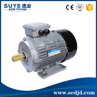 High Rpm Electrical Motor with Aluminum Housing