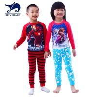 boys fancy shirts organic cotton fabric print pajamas