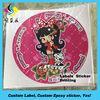 Hot Sale Custom Paper Sticker And Security Hologram Sticker Large Sticker Paper