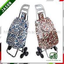 shopping trolley bag display backboard