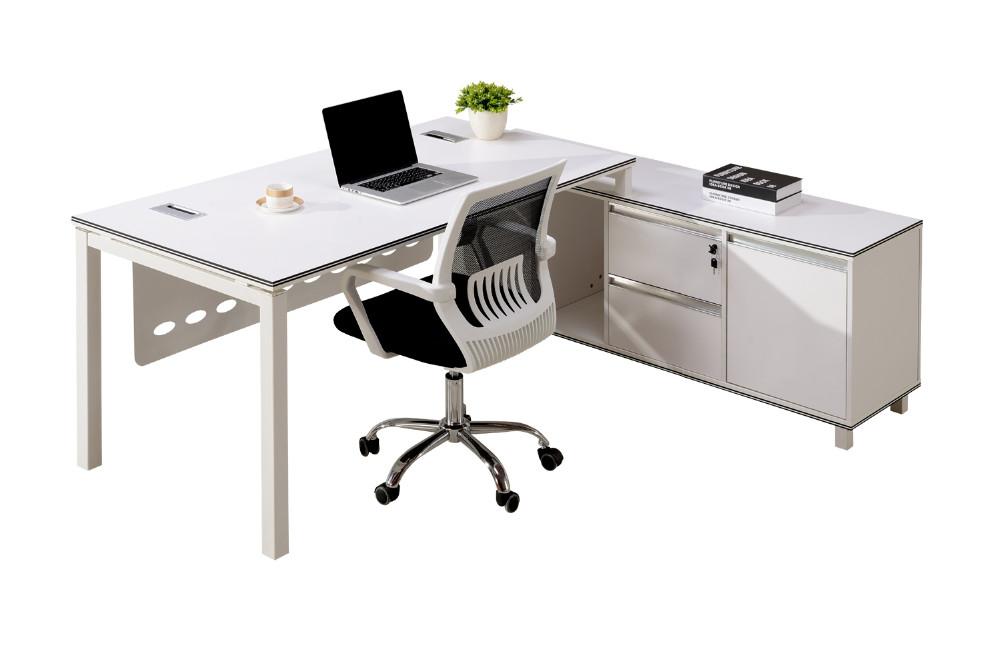 Luoyang haolong design semplice ufficio tavoli/studio in legno ...