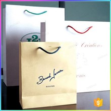 Directly factory manufacturing custom brown paper bag