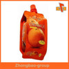 china wholesale laminated plastic baby food reusable liquid spout bag pouches packaging