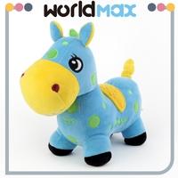Plush stuffed animal horse toy(JH1101)