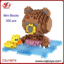 inteligentes juguete, educativos bloques de construcción de juguetes DIY juguetes LE LOZ bloques Nano juguete