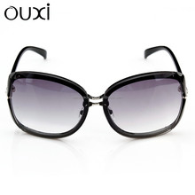 OUXI factory made variety 2015 woman trucolor sunglasses