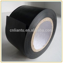 shipping rates from china to usa black shiny pvc insulation pipe tape