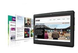 Smart 3G standard dual core LCD display 4GB PC tablet Q88