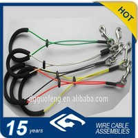 Long Coated Cable Dog Lead