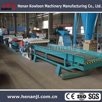corn stalks crusher machine