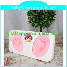 new inkless print pad with frame for baby gift sc footprint lc fiber optic adapter