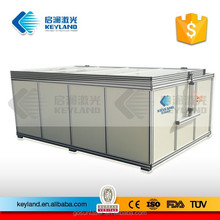 pv module production line of silicon wafer laser cutting machine / solar cell sorter / framing machine