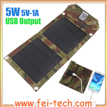 mini usb portable solar panel charger