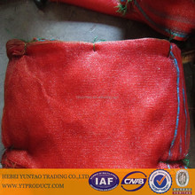 Leno onion bags,potato bags,raschel mesh bags in agriculture